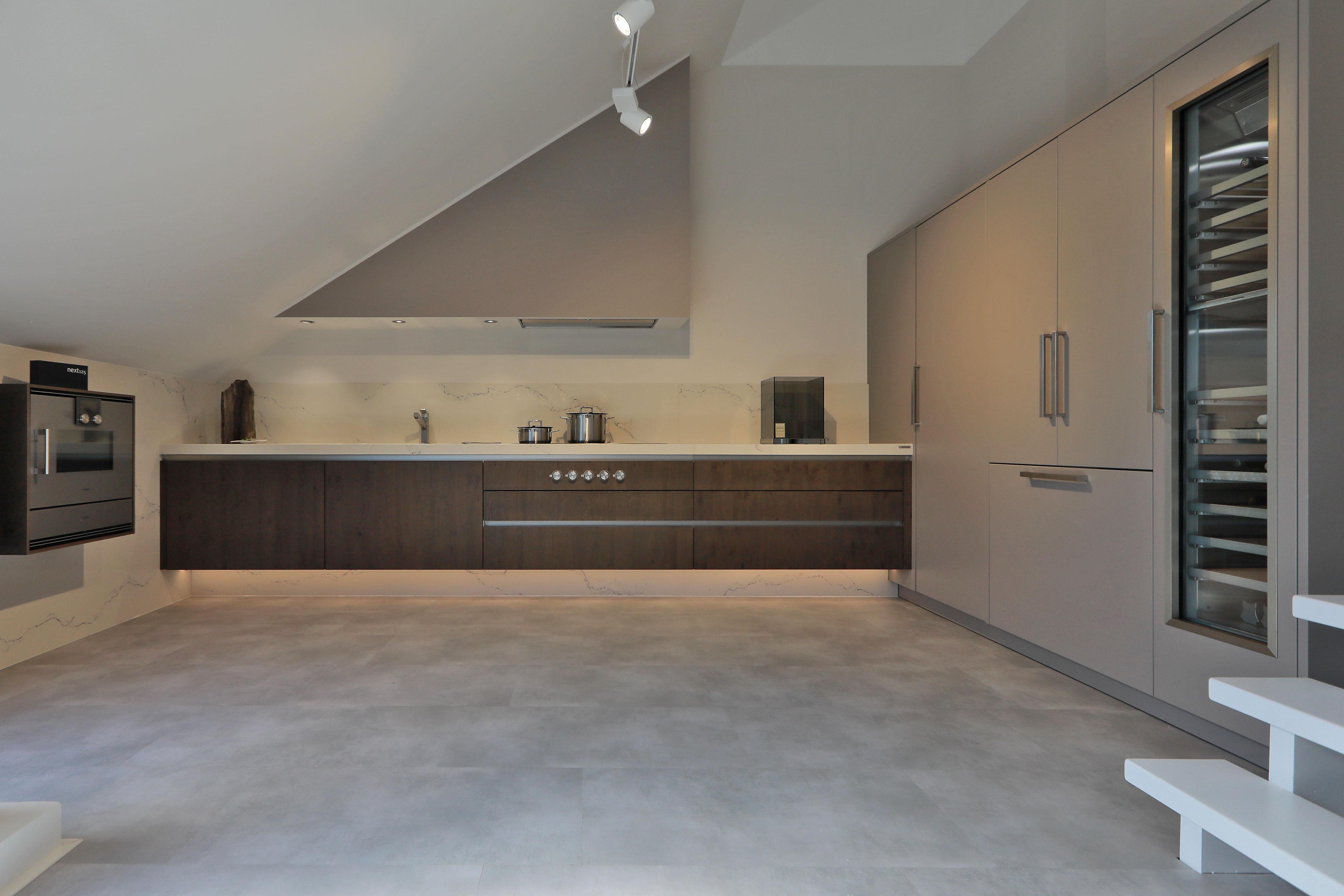 Küchenausstellung von Küchenstudio Hoppe